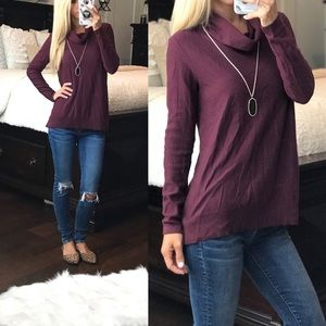 J. Jill Cowl Neck Sweater